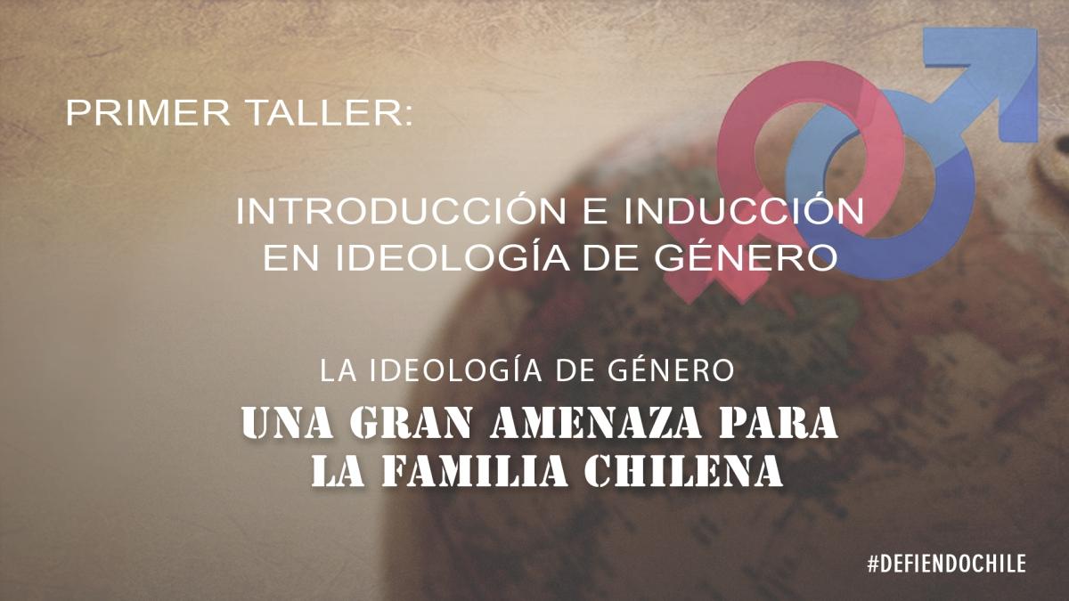 Primer Taller: Instroducción e instrucción en Ideología de género